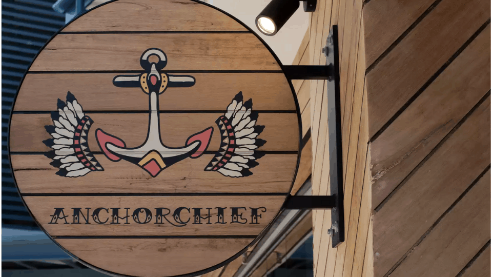 Blaze Projects - Anchor Chief